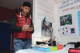 'Robot kol' ile daha güvenli kimya deneyleri yapılacak
