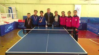Vanlı tenisçiler Türkiye finallerinde