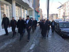 AK Parti'li Kayatürk'ün Van ziyareti