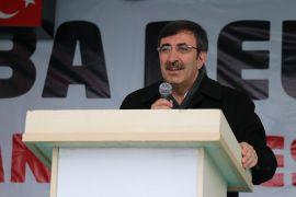 AK Parti Genel Başkan Yardımcısı Yılmaz'ın Van temasları
