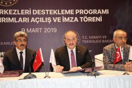 Bakan Varank, Van yatırımlarının imza törenini gerçekleştirdi