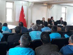 Çaldıran Belediyesinde 'Toplu İş Sözleşmesi' imzalandı
