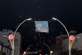 Çatak'ta AK Parti kazandı
