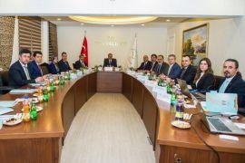 DAKA Olağan Yönetim Kurulu toplandı