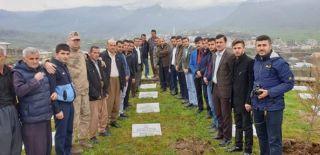Derecik'te 18 Mart Şehitleri Anma Günü ve Çanakkale Zaferi'nin 104. yıldönümü