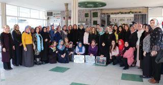 İpekyolu'nda '8 Mart Dünya Kadınlar Günü' etkinliği