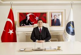Kaymakam Öztürk'ten 14 Mart Tıp Bayramı mesajı