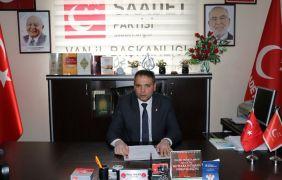 """SP'li Özay İlhan: """"Hiçbir yerde hiçbir partiyle  ittifakımız söz konusu değildir"""""""