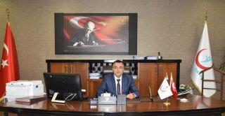 Sünnetçioğlu'ndan 14 Mart Tıp Bayramı mesajı