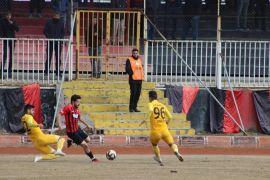 TFF 3. Lig: Van Büyükşehir Belediyespor: 0 – Osmaniyespor: 0