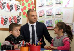 Vali Yardımcısı Aslan'ın okul ziyaretleri sürüyor