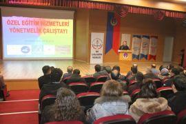 Van'da 'Özel Eğitim Hizmetleri Yönetmeliği' çalıştayı