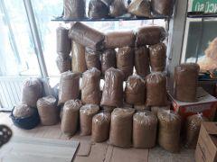Van'da 144 kilo kaçak tütün ele geçirildi.