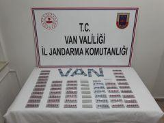Van'da 541 adet uyuşturucu ve cinsel uyarıcı hap ele geçirildi