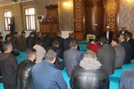 Van'da merhum Muhsin Yazıcıoğlu için mevlit okutuldu