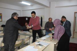 Van'da oy sayımı başladı