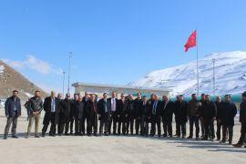 Van Ekonomi Konseyi, Kapıköy'de incelemelerde bulundu