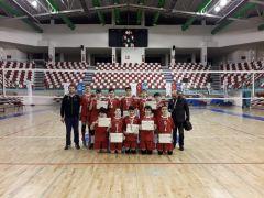 Van Özel Çınar Koleji Voleybol takımı, Türkiye finaline yükseldi