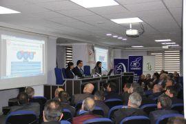 Van Ticaret Borsası, SMMMO üyelerine 'İstihdam Seferberliği'ni anlattı