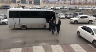 Van merkezli terör operasyonu: 9 gözaltı
