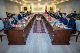 53. alt güvenlik komite toplantısı Van'da gerçekleştirildi
