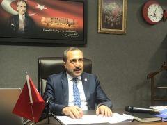 AK Parti'li Arvas'tan teşekkür mesajı