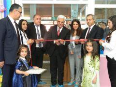 Aile katılımı proje sergisi açıldı