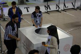 Çaldıranlı öğrenciler, tasarladıkları robotlarla yarışacak