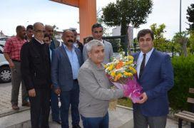 Gevaşlı çiftçiler, 'Gelin kardeş olalım projesi' kapsamında Antalya'nın Serik ilçesini ziyaret etti