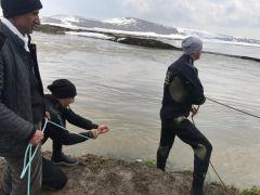 Jandarma, balık tutmaya gittikten sonra kaybolan genci 1 haftadır arıyor