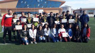 Kerim Tuncer Ortaokulu bölge şampiyonu oldu