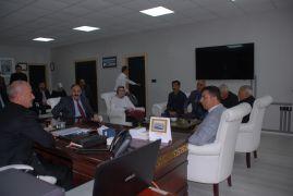 MHP'den Başkan Akman'a hayırlı olsun ziyareti