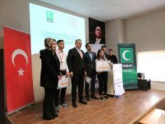 Van'da 'Sağlıklı Nesil Sağlıklı Gelecek Yarışması' ödül töreni