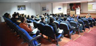 """Van'da """"E-Nabız ve Teletıp-Teleradyoloji"""" eğitimi"""