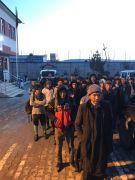 Van'da 58 kaçak göçmen yakalandı