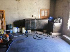 Van'da 628 litre kaçak akaryakıt ele geçirildi