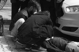 Van'da bıçaklı saldırı: 1 yaralı