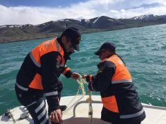 Van'da kaçak avlanmış 80 kilo balık ile 700 metre ağ ele geçirildi