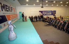 Van'ın ilk MEKİİF'19 fuarı kapılarını açtı