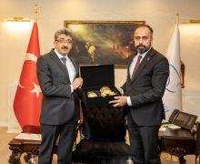 YYÜ Rektörü Şevli'den, Vali Bilmez'e ziyaret