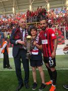 AK Partili Kartal'dan 2. Lige yükselen Van Büyükşehir Belediyespor'a tebrik mesajı