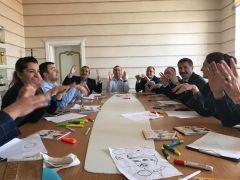 'Başkale Kaymakamlığı personeli ile iletişimini güçlendiriyor' projesi