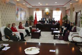 KADEM yönetiminden Türkmenoğlu'na ziyaret
