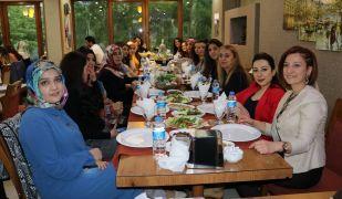 Kadın girişimciler kadın STK'larla bir araya geldi