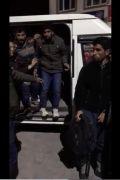 Koltukları sökülen minibüste 50 kaçak göçmen yakalandı