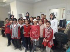 Muradiyeli çocuklara 'fen gezisi' etkinliği