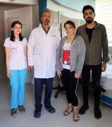 """(Özel) """"Masada kalırsın"""" denilen İzmirli hasta Van'da sağlığına kavuştu"""