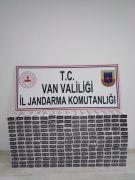 Saray'da bin 960 paket kaçak sigara ele geçirildi