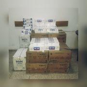 Sınırda 7 bin 940 paket kaçak sigara ele geçirildi