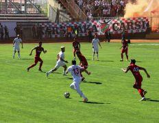 TFF 3. Lig Play-Off: Van Büyükşehir Belediyespor: 2 – Karşıyaka: 1